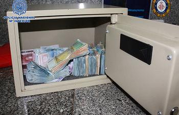 Desarticulada una de las mayores organizaciones dedicadas a introducir artículos falsificados en la Península Ibérica. Foto: Ministerio del Interior