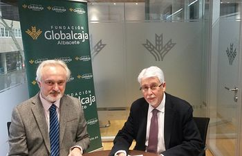 Convenio de la Fundación Globalcaja Albacete con la SOCA