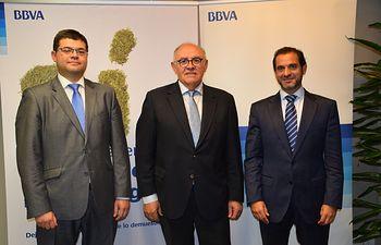 ASAJA CLM y BBVA firman un convenio de colaboración para impulsar la competitividad del sector agrario