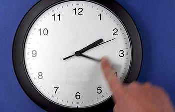 Reloj. Foto: EFE