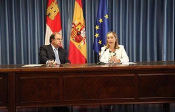 Convenio de ayuda a la vivienda en Castilla y León entre 2013 y 2016. Foto: Ministerio.