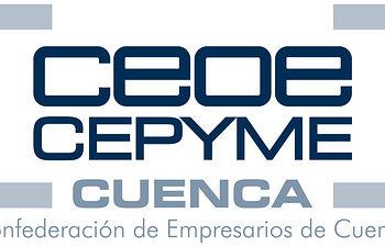 Logo CEOE CEPYME Cuenca.