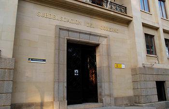 Subdelegación del Gobierno de Albacete. Foto de archivo.