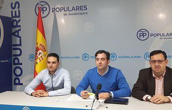 Concejales Grupo Popular Cabanillas.