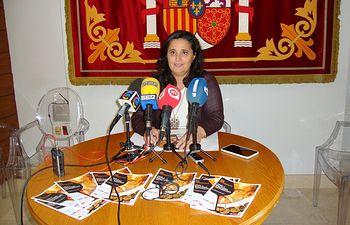 Rosa Idalia - jornadas Cervantinas.