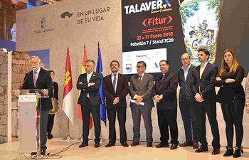 FITUR C-LM: Ayuntamiento de Talavera de la Reina: Museo Cerámico al aire libre - La Ruta de los Paneles