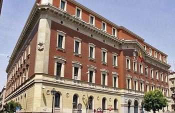 Tribunal de Cuentas. Foto: Wikipedia.