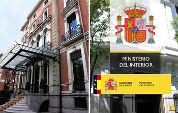 Sede del Ministerio de Interior