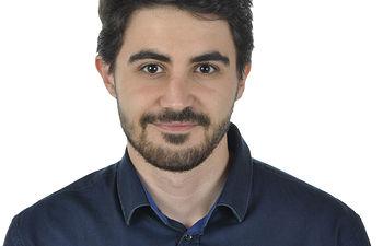 Javier Magán, portavoz de Podemos Cuenca.