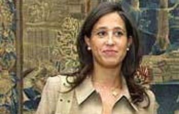 Rosa Romero, presidenta y portavoz del Grupo Parlamentario Popular