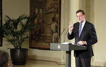 Mariano Rajoy (Foto: Pool Moncloa)