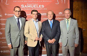 """Globalcaja, una edición más, muestra su apoyo a los Premios """"Los Samueles"""" en Albacete"""