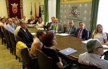 Revisión Plan Hidrológico Ceuta. Foto: Ministerio de Agricultura, Alimentación y Medio Ambiente