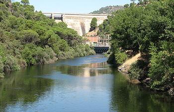 Río Alberche. Foto: Magnus Manske (Wikimedia)