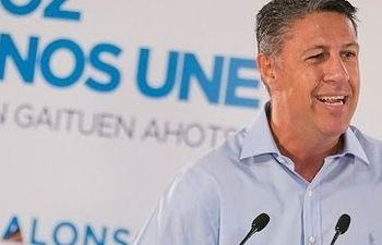 Xavier Albiol interviene en el encuentro de presidentes autonómicos del PP