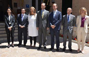 Francisco Martínez anuncia en Mallorca la puesta en marcha de oficinas de Servicio de Atención al Turista Extranjero en diferentes municipios de la Comunidad Autónoma. Foto: Ministerio del Interior