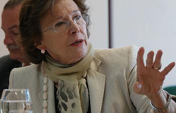 Pilar Ayuso. Archivo.