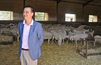 El Gobierno regional espera que sectores como el ovino y el caprino puedan acceder a los fondos que la Comisión Europea pone encima de la mesa para paliar la crisis láctea. Foto: JCCM.