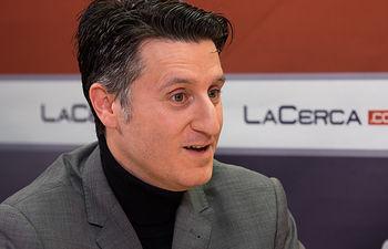 Pedro Soriano, concejal no adscrito en el Ayuntamiento de Albacete
