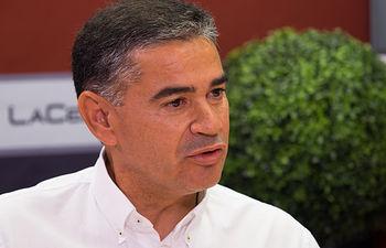 Manuel González Ramos, secretario general provincial del PSOE Albacete y miembro de la Ejecutiva Federal del PSOE