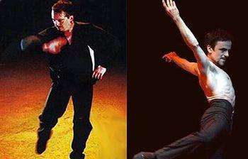Premio nacional de danza. Foto: EFE.