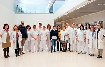 Profesionales del Hospital Nacional de Parapléjicos recomiendan a las personas con lesión medular pautas de cuidados. Foto: JCCM.