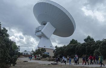 Aula Municipal de Astronomía de Yebes.