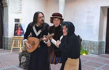 Presentación del Festival Celestina de La Puebla de Montalbán en El Museo El Greco de Toledo