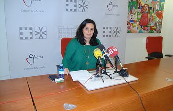 Rosa Idalia Cruz, segunda Teniente de Alcalde del ayuntamiento de Alcázar de San Juan