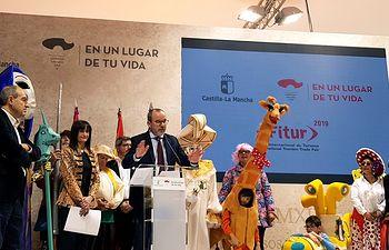 Fitur 2019. Foto: Diputación de Albacete