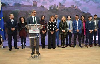 Día de Toledo en FITUR 2020.