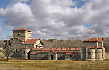 Basílica del Parque, el edificio de mayor tamaño de todo el conjunto.