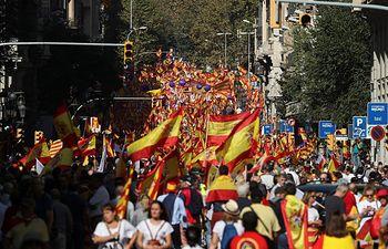 Manifestación Barcelona-4 - 08-10