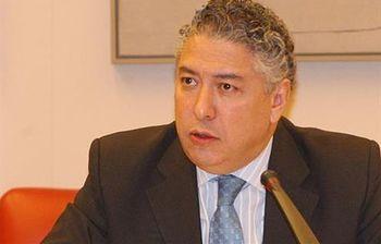 Foto del secretario de Estado de la Seguridad Social Tomás Burgos