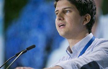 Diego Gago interviene en el 14 Congreso de Nuevas Generaciones