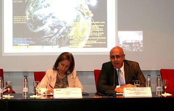 Impulso participación España nuevos programas meteorológicos europeos. Foto: Ministerio de Agricultura, Alimentación y Medio Ambiente