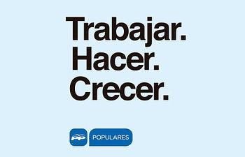 El lema para las Elecciones Locales y Autonómicas 2015: