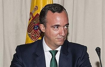 Francisco Martínez. Foto: Ministerio de Interior.