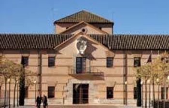 Rectorado de la Universidad de Castilla-La Mancha en Ciudad Real.