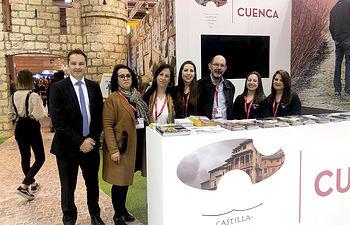 Stand Cuenca Fitur 2019