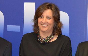 Patricia Franco, consejera de Economía, Empresas y Empleo. Foto: JCCM.