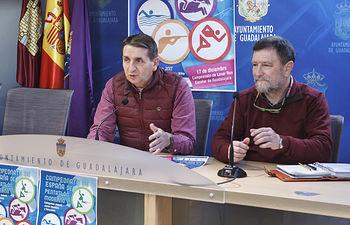 Presentación del Campeonato de España de Pentatlón Moderno
