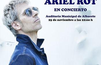 Cartel Ariel Rot.