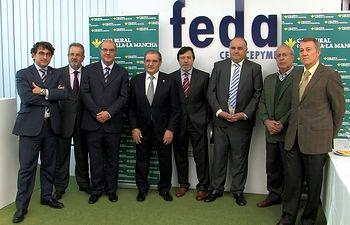 La sede de FEDA abre sus puertas a una tarde 'Mejor con Vino'