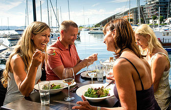 Noruega. Foto: Cooperativas Agro-alimentarias.