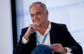 El vicepresidente del Grupo PPE en el Parlamento Europeo, Esteban González Pons