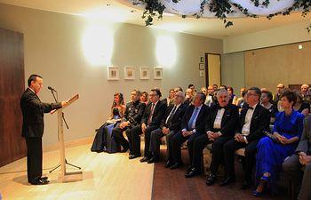 La Hermandad Nacional Monárquica de España (HNME) entrega las Grandes Cruces a la Lealtad Monárquica en Albacete