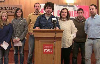 candidatura socialista castilla mancha: