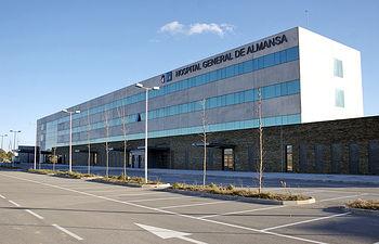 Hospital de Almansa. Imagen de archivo.
