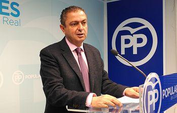 l diputado nacional José Alberto Martín-Toledano